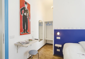 Giù al Faro Room